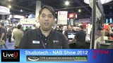 NAB 2012 – Recording of Live Coverage: Tuesday