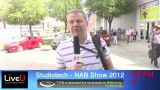 NAB 2012 – Recording of Live Coverage: Wednesday (3 videos)
