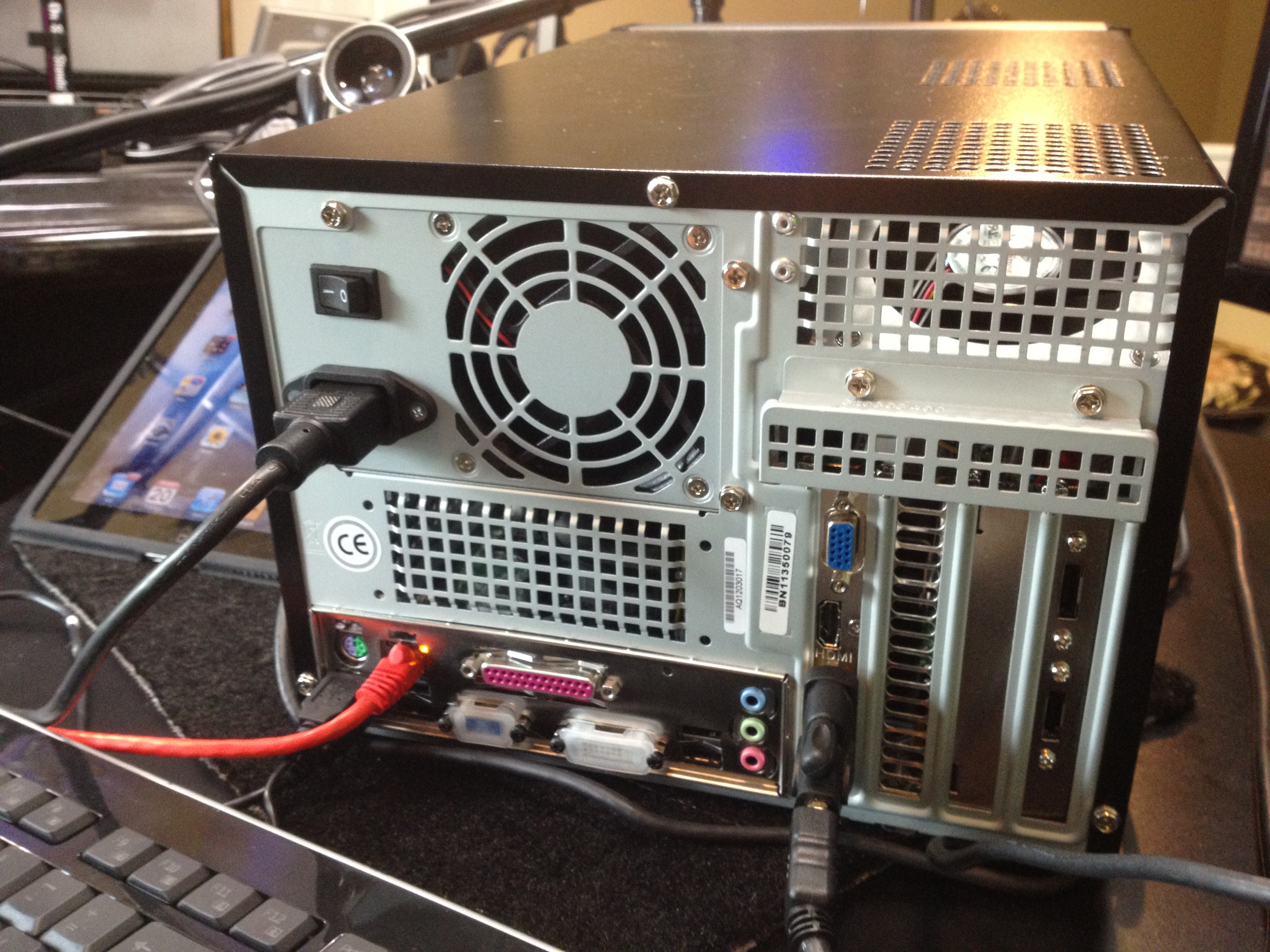 NewTek TriCaster TC40 Real Panel Image