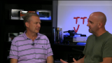 StudioTech Live!: 51 – Vance visits the UK studio, TriCaster 40, Studio walkabout