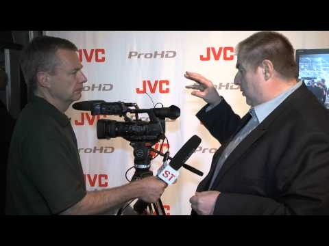 StudioTech 80: NAB 2013 &#8211; JVC GY-HM650 camera and version 2 updates