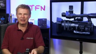 StudioTech 81: The Sony PMW-150 (PMW-160) XDCAM HD422 Video Camera