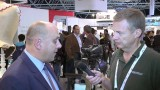 IBC 2013 – Canon XA25 Video camera with HD SDI Output