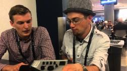 NAB 2015 – Skaarhoj ATEM CCU Controller