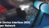Pre IBC: NewTek announces Network Device Interface